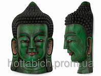 Маска народная Будда