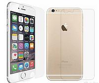 "Защитное стекло на телефон iPhone 6 4,7"" 2in1 (перед и зад)"