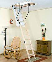 Чердачная лестница «Oman» Termo Long