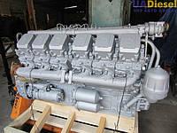Двигун ЯМЗ-240М2