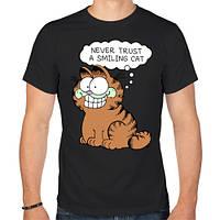 "Футболка ""Garfield Smiling Cat"""