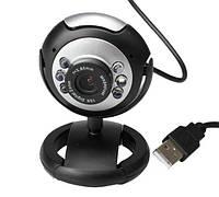 Веб камера с Микрофоном, Подсветкой.