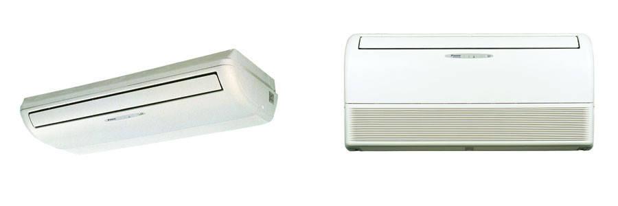 Кондиционер напольно-потолочный Daikin FLXS50B(9)/RXS50L(3)