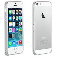 Бампер для iPhone 4 метал Grey
