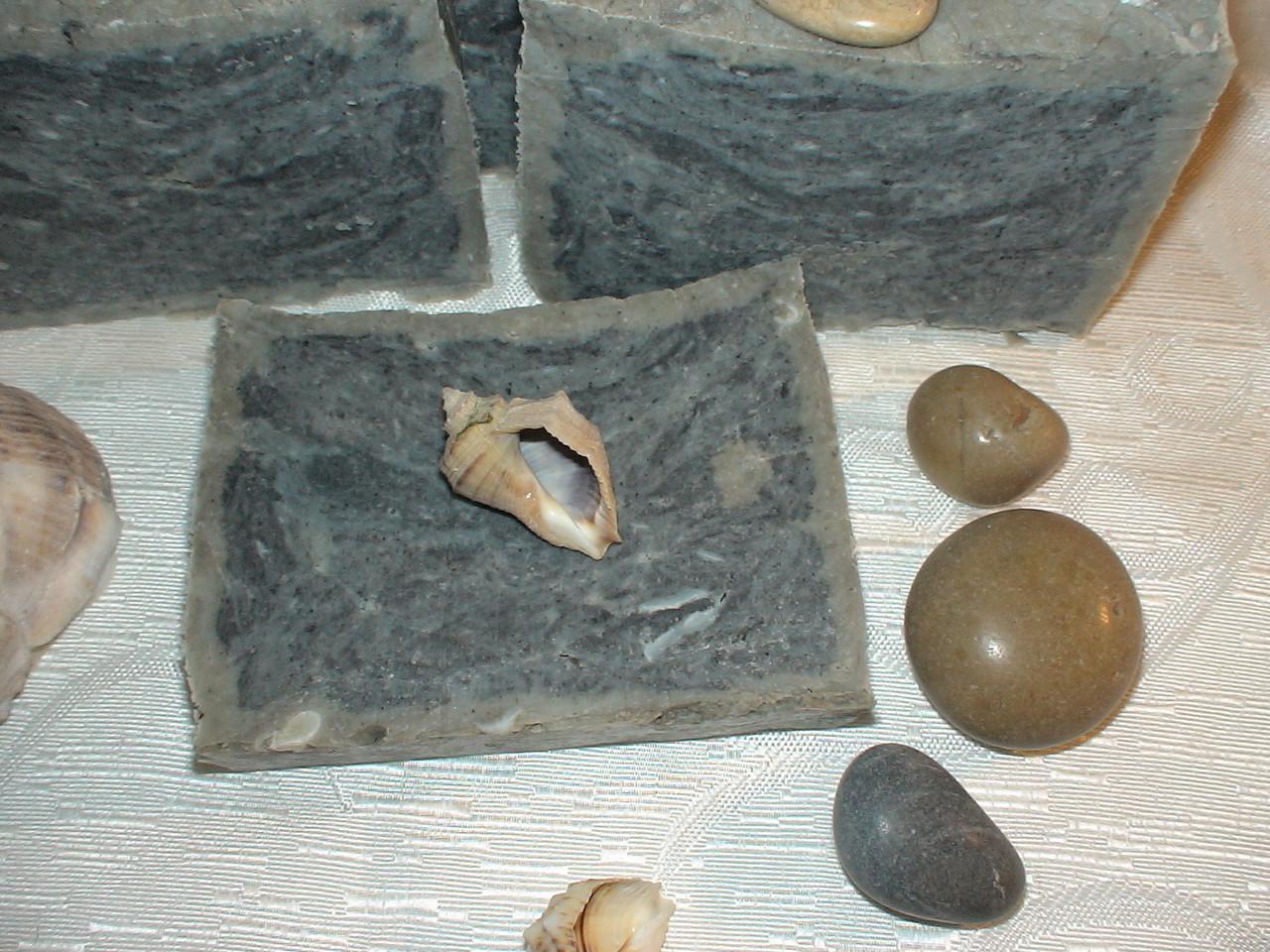 Мыло натуральное грязевое Чумазик