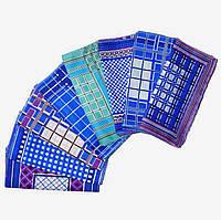 Мужской платок в клетку (PN02), фото 1