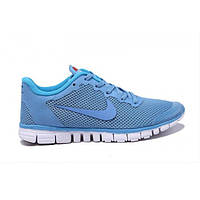 Кроссовки Nike Free 3.0 v2 Light Blue White