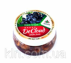Фрукти для кальяну DeCloud Червоний виноград 50 грам без нікотину в банку