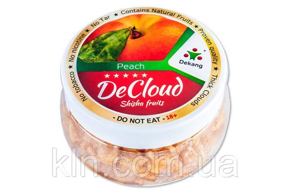 Фрукты для кальяна DeCloud Персик 50 грамм без никотина в банке