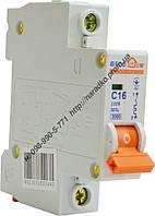 Автоматический выключатель ECOHOME ECO 1p  6A