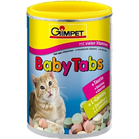 Витамины для котят  Baby Tabc 250 шт.