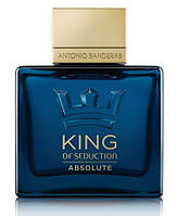 Оригинал Antonio Banderas King of Seduction Absolute 100ml edt (Антонио Бандерос Кинг Оф Седакшн Абсолют)
