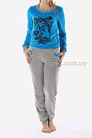 Женский костюм   тигр 9849