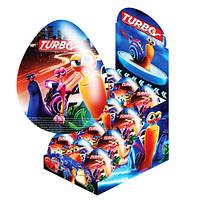 Шоколадное яйцо Турбо Turbo 25 гр.
