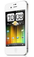 Китайский cмартфон iphone 4G(W007), Wifi, Android 4.0.3, процессор МТК 6575.
