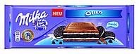 Шоколад Milka & Oreo 300 гр