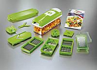 Кухонный комбайн, измельчитель и овощерезка Nicer Dicer Plus Найсер Дайсер , фото 1