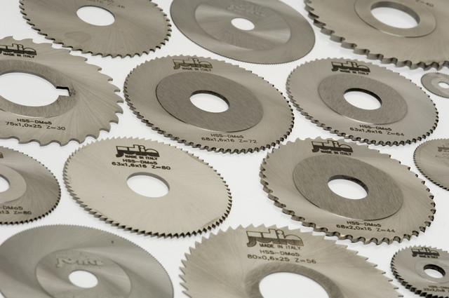Фрезы дисковые