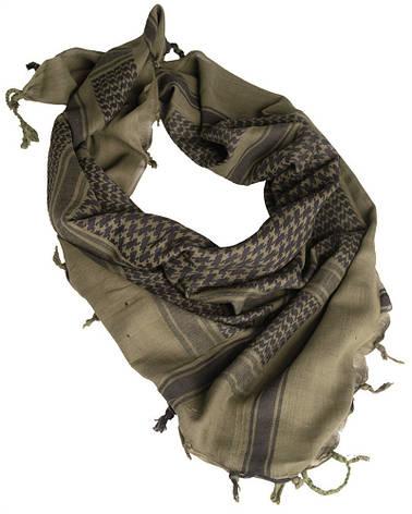 Арафатка шемаг Olive/Black Mil-tec, фото 2