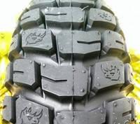 Покрышка на скутер 3,50-10 Deli Tire SC-108 Безкамерная