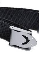 """Грузовой ремень дайвинга Best Divers нейлоновый; чёрный; стальная пряжка """"акула"""""""