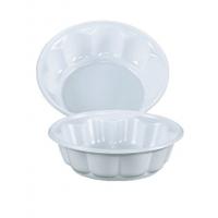 Тарелка одноразовая креманка пластиковая
