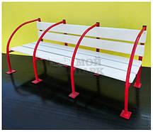 Парковая скамейка модель 1