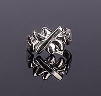 Мужское серебряное кольцо головоломка от Wickerring, фото 1