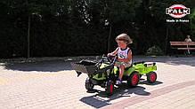 Детский трактор на педалях Falk 2040CM CLAAS Arion 410, фото 2