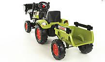 Детский трактор на педалях Falk 2040CM CLAAS Arion 410, фото 3