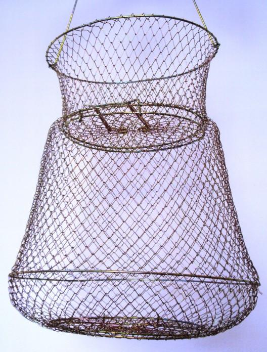 Садок для рыбы металлический 2510
