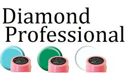 Гель краска Diamond Professional