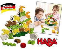 Оригинал. Развивающая игра Головоломка с животными Haba 3449