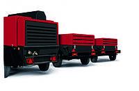 Передвижные дизельные компрессоры Chicago Pneumatic