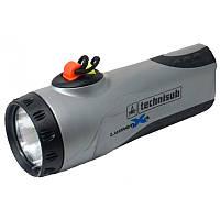 Фонарь для подводной охоты Technisub Lumen X4 серый