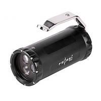 Мощный подводный фонарь Ferei W163B тёплый свет