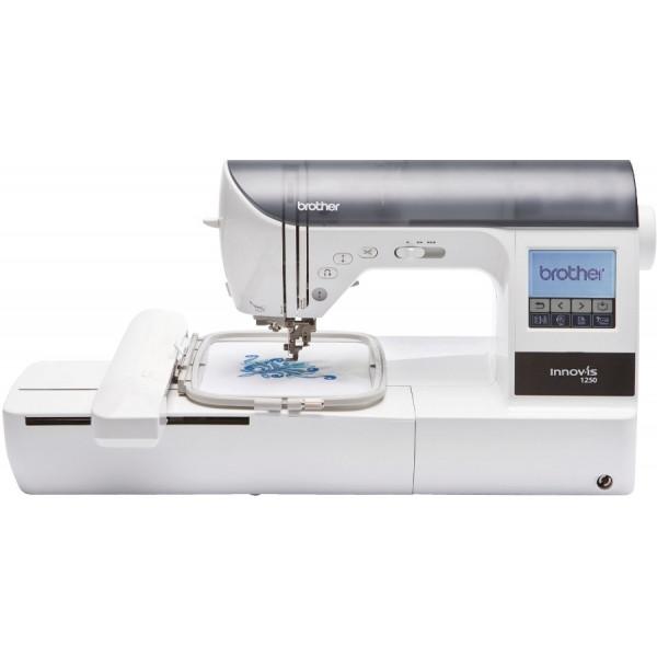 Швейно-вышивальная машина Brother NV 1250