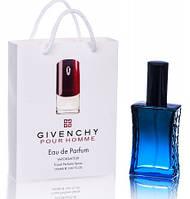 Givenchy Pour Homme (Живанши Пур Хом) в подарочной упаковке 50 мл.