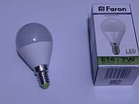 Светодиодная лампа Feron LB195 E14 7W 4000К (белый нейтральный)