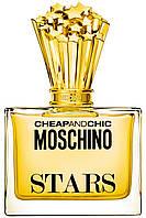 Оригинал Moschino Cheap and Chic Stars 100ml edp (Москино Старс / Москино Чип энд Чик Старс)