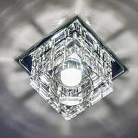 Точечный светильник Feron JD106 СОВ 10W