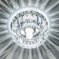 Точечный светильник Feron C1010 G9 LED с подсветкой