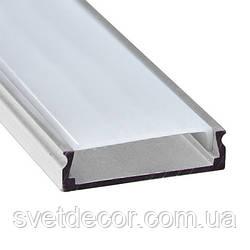 Алюминиевый профиль для светодиодной ленты CAB263