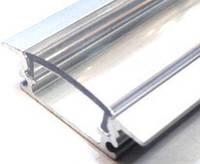 Алюминиевый профиль ПРЕМИУМ для светодиодной ленты врезной