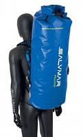 Сумка рюкзак для подводного снаряжения Salvimar Fluyd Dry Back Pack Blue 60-80 л, фото 1