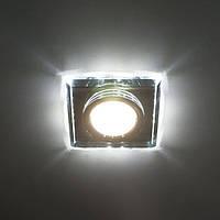 Точечный светильник Feron 8170-2 LED с подсветкой