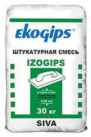 IZOGIPS ЭКОГИПС ШТУКАТУРКА СТАРТ 30 КГ(ТУРЦИЯ)