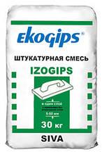 IZOGIPS ЕКОГІПС ШТУКАТУРКА СТАРТ 25 КГ(ТУРЕЧЧИНА)