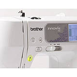 Швейно-вишивальна машина Brother NV 950, фото 3