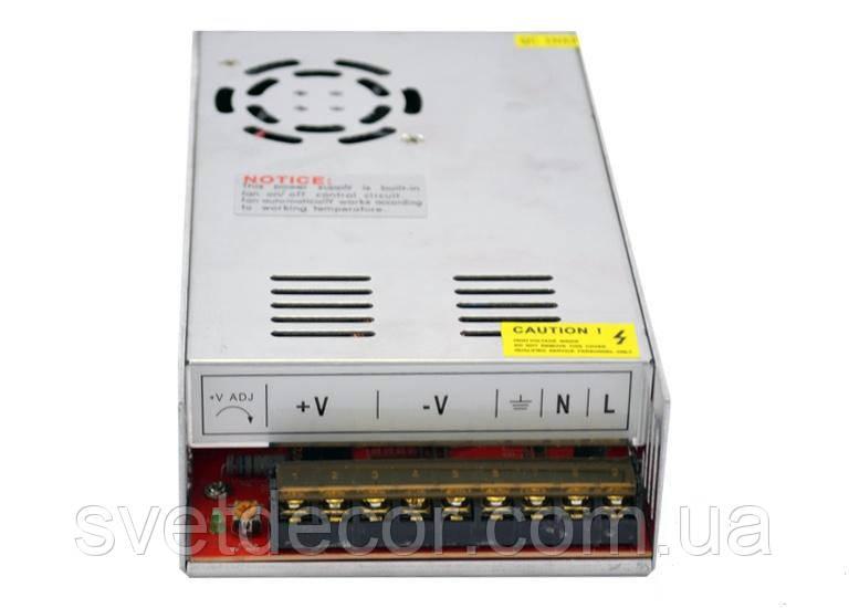 Блок питания Power Supply S-360-12 12V 360W